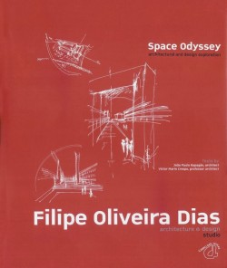Filipe Oliveira Dias Space Odyssey architectural and design exploration
