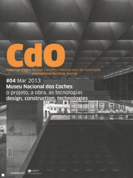 CDO 04 Mar 2013 Museu Nacional dos Coches Paulo Mendes da Rocha