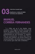 Conversas com arquitectos 03 Manuel Correia Fernandes