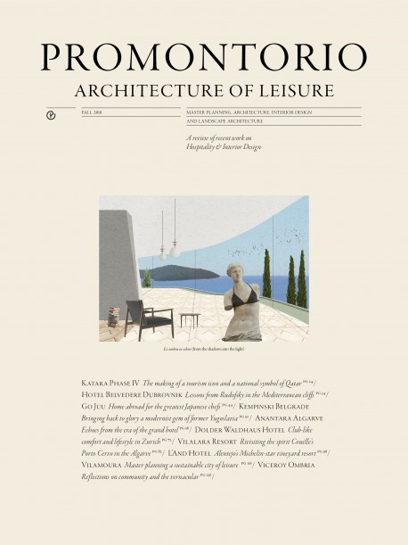 Promontorio Architecture of Leisure