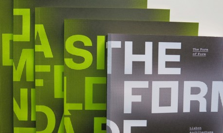 O mundo nos nossos Olhos - Fascículo Trienal de Arquitectura de Lisboa
