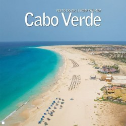 Cabo Verde Visto do ar From the air