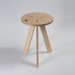 BETA stool banco mesa de apoio