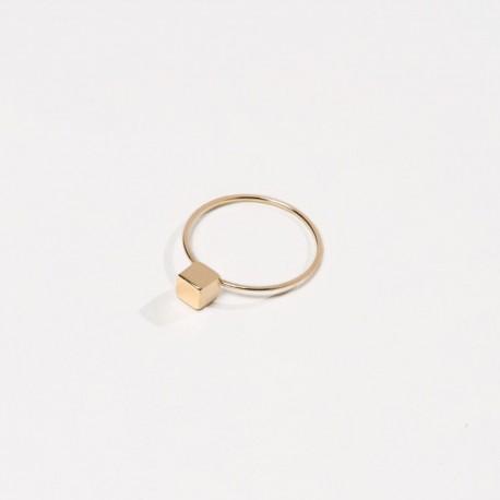 Anel CUBO Prata 925 silver ring