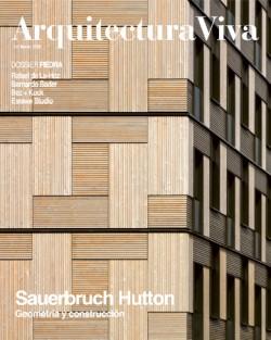 Arquitectura Viva 222 Marzo 2020 Sauerbruch Hutton Geometría y Construcción