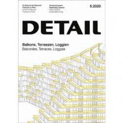 Detail 5.2020 Balconies, Terraces, Loggias