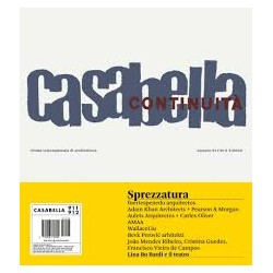 Casabella 911/912 July/August 2020