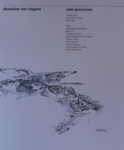 Desenhar em Viagem Sete Percursos
