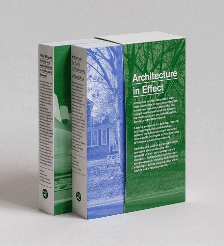 Architecture in Effect 2 volumes