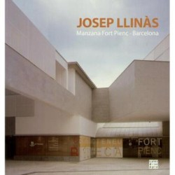 Josep Llinàs Manzana Fort Pienc Barcelona