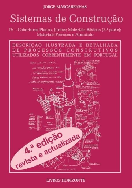 Sistemas de Construção IV Materiais Básicos  2.ª parte , Coberturas Planas