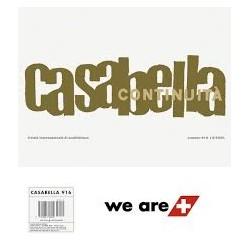 Casabella 916 12/2020 Switzerland