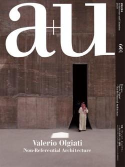 a+u 601 Valerio Olgiati Non-Referential Architecture