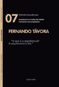 Conversas com Arquitectos 07 Fernando Távora