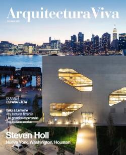 Arquitectura Viva 232 Março 2021 Steven Holl