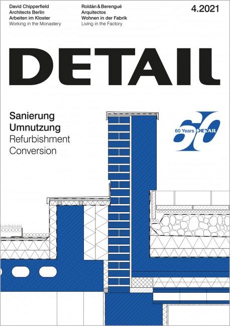 Detail 4.2021 Refurbishment Conversion