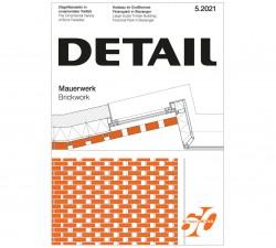 Detaill 5/2021   Brickwork Mauerwerk Trabalhos com tijolo