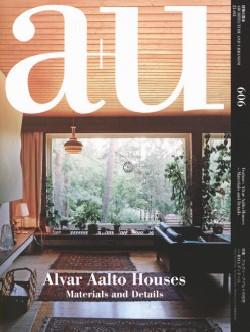 a+u 606 Alvar Aalto Houses Materials and Details