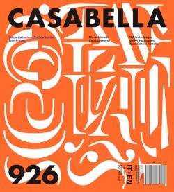 Casabella 926 October 2021
