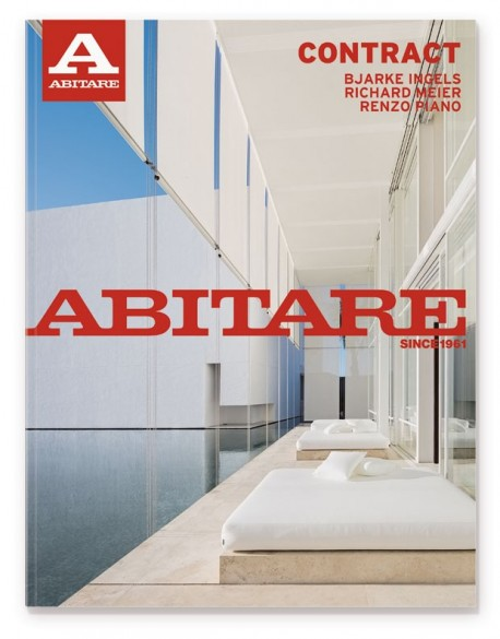 Abitare 566 July-August 2017 Contract