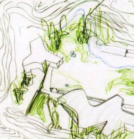 """Arte Numérica - Álvaro Siza Vieira - 1ª edição da série """"Desenhos de Arquitectos Contemporâneos"""""""