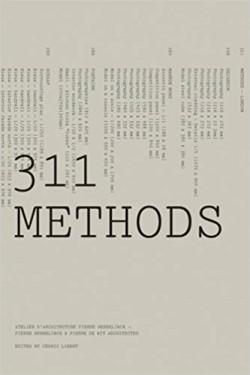 311 Methods atelier d'architecture Pierre Hebbelinck & Pierre de Wit architects