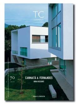 TC 70 Cannatà & Fernandes - obra reciente