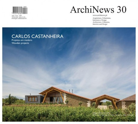 ArchiNews 30 Carlos Castanheira projectos em madeira wooden projects