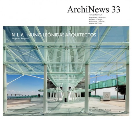 ArchiNews 33 NLA Nuno Leónidas Arquitectos projetos projects