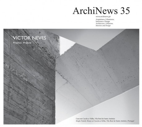 ArchiNews 35 Victor Neves Projetos Projects